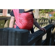 YARO DANDY RED WHITE HEMP - YARO SLINGS - ŠÁTKY